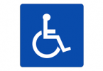 simbolo disabili
