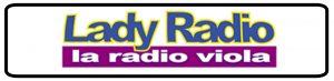 Lady Radio con cornice