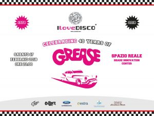 locandina grease definitiva