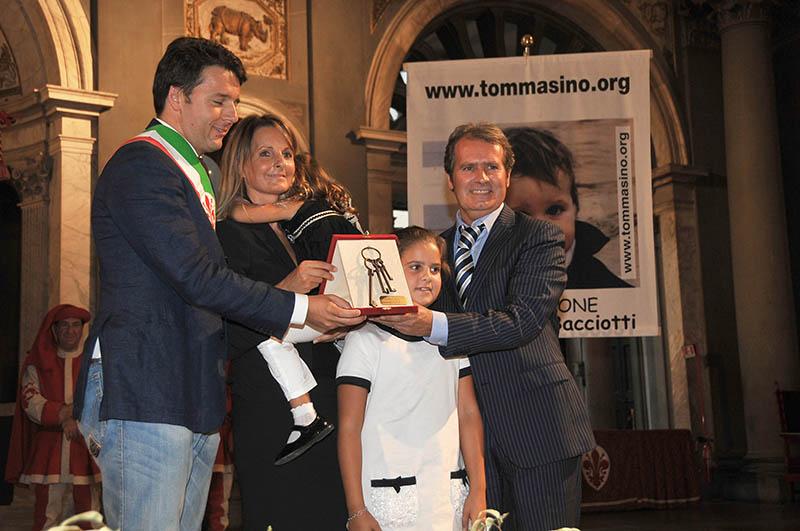 famiglia e Renzi
