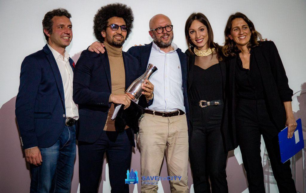STC-SALA D'ARME-vincitore corporate