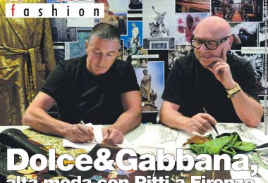 dolce & Gabbana Firenze-Pitti