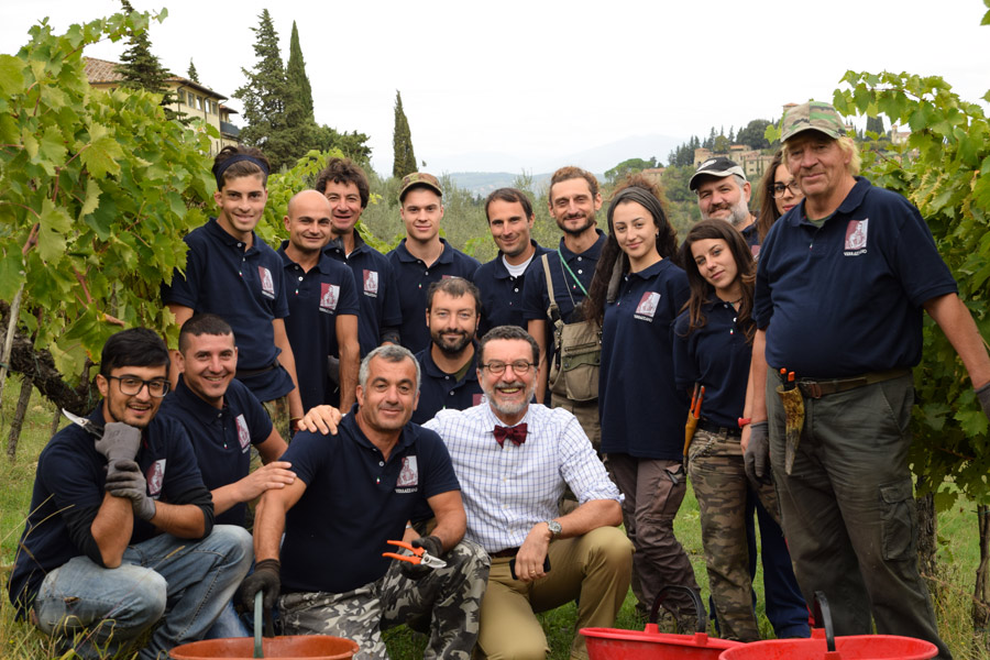 team Verrazzano