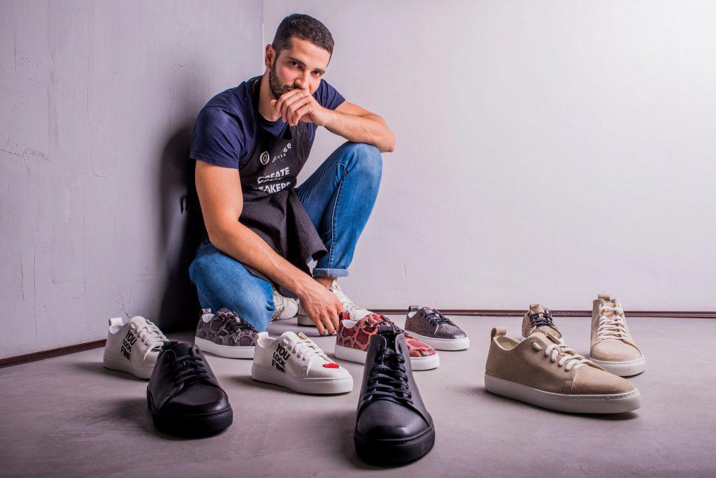 sneakers le village